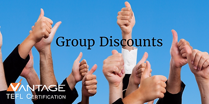 Group Discounts on Course Fees