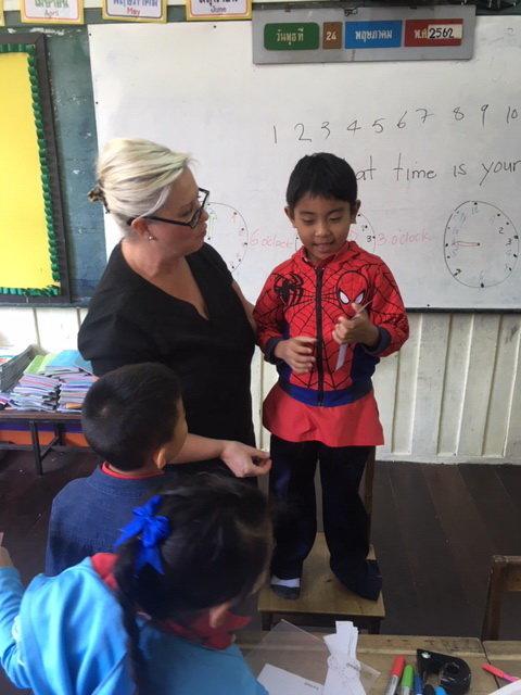 Individual teaching t