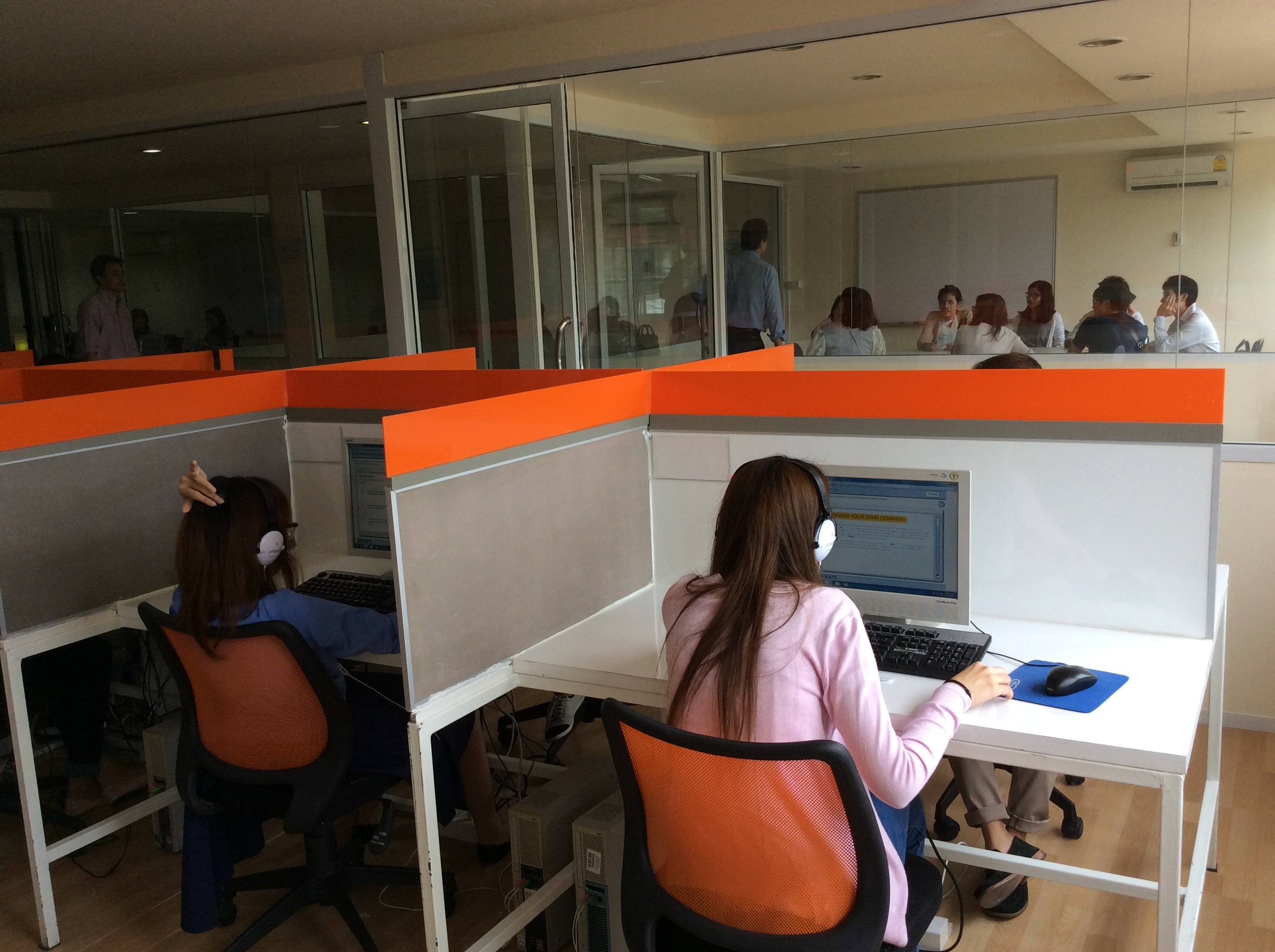 Vantage's Computerized Testing Centr