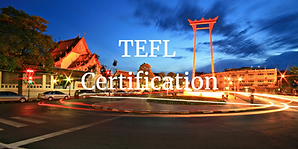Award winning Vantage TELF Certification