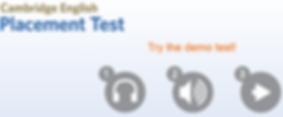 The Cambridge English Placement Test: Free Demo Test