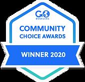 TEFL Winner--2020 Community Choice Awards