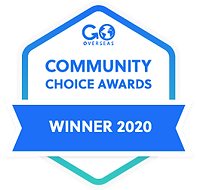 TEFL Winner 2020 Community Choice Awards