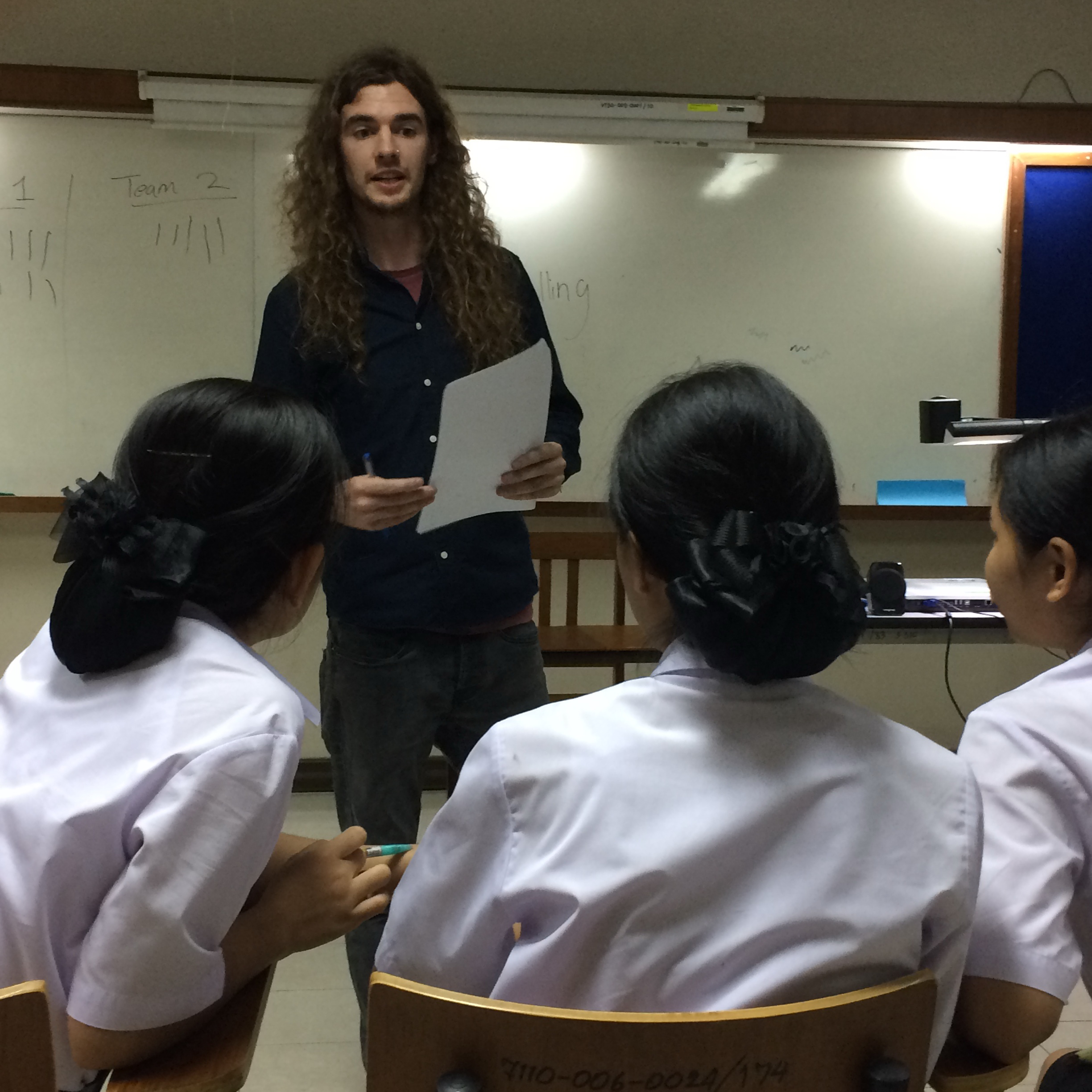 Observed TEFL Teaching Practice