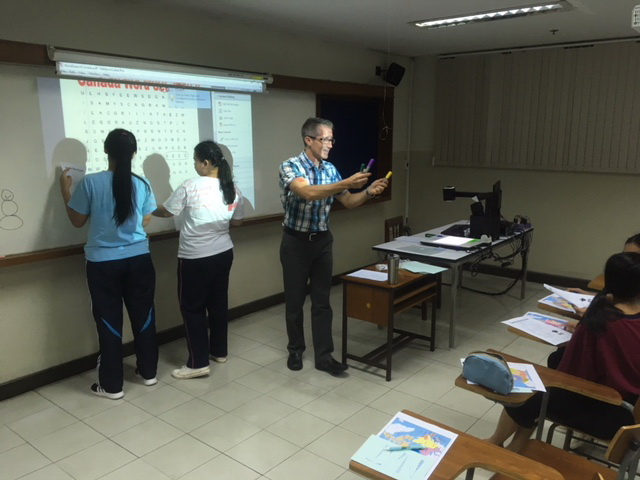 Observed Teaching TEFL Practice