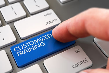Vantage's Customized Training