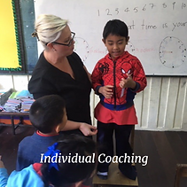 Individaul English Coaching