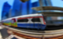 Bangkok's BTS Train to Vantage Siam