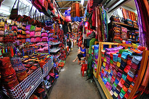 Bangkok's famous Weekend Market