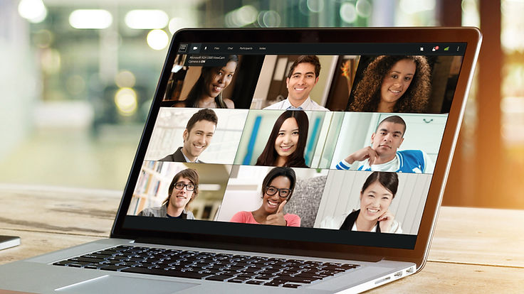 A Virtual Classroom at Vantage
