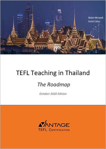 TEFL Teaching in Thailand-Free eBook