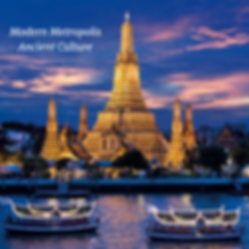 Bangkok: Modern Metropolis, Ancient Culture