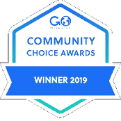 Winner 2019 Community Choice Awards