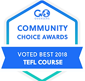Independently Awarded Best TEFL Course Worldwide