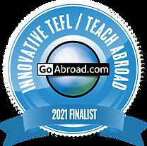 Vantage TEFL is 2021 GoAbroad Finalist