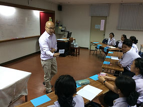 A great TEFL Training in Thailand experience