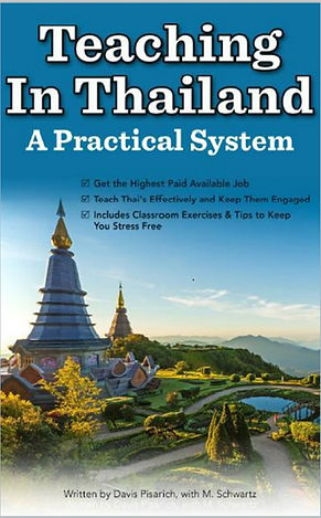 Teaching in Thailand—A Practical System—Vantage TEFL Reviewed