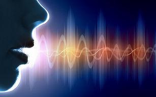 Cambridge clear speech sound waves