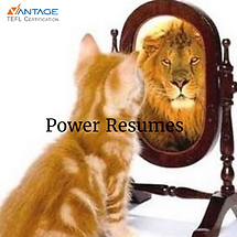 Put some power in your resume