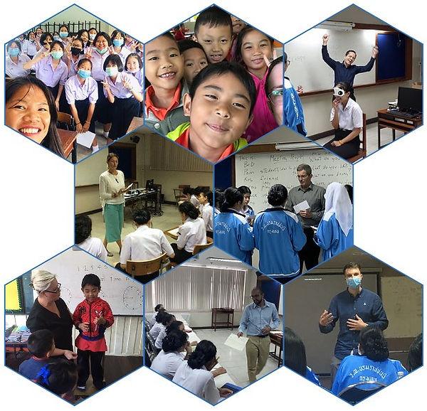 Observed teaching practices at Vantage TEFL