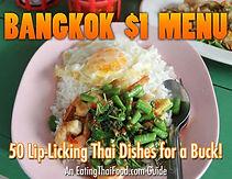 Eat Cheaply with the Bangkok Dollar Menu