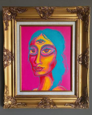 Third Eye Portrait