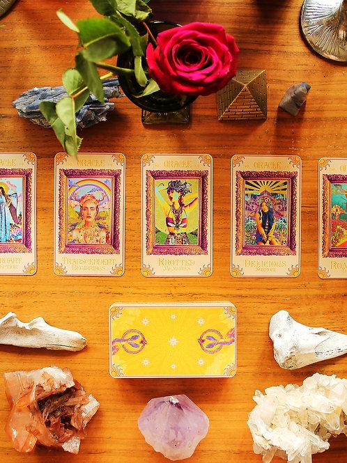 """Lucid Dream"" Tarot Deck by Gillian Keller"