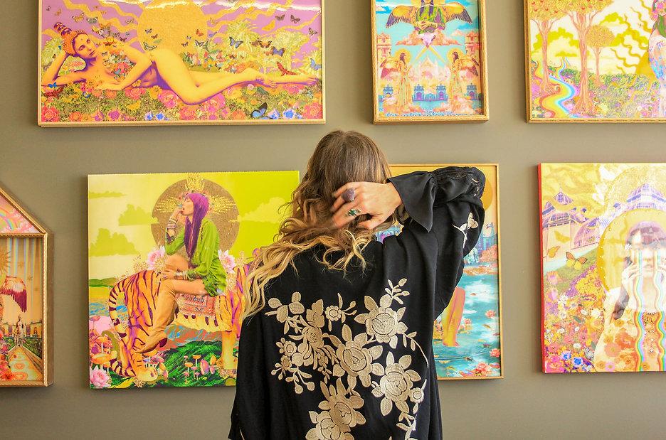 Gillian Keller Artist