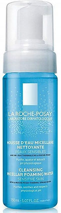 La Roche-Posay Foaming Water Face Cleanser for Sensitive Skin
