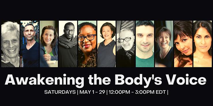 Awakening the Body's Voice Main Image (1