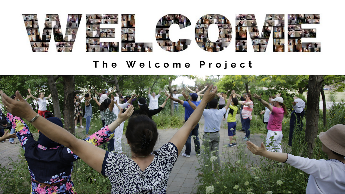 Copy of Copy of Copy of The Welcome Proj