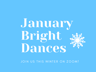January Bright Dances