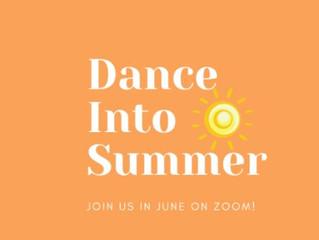 Dance Into Summer!