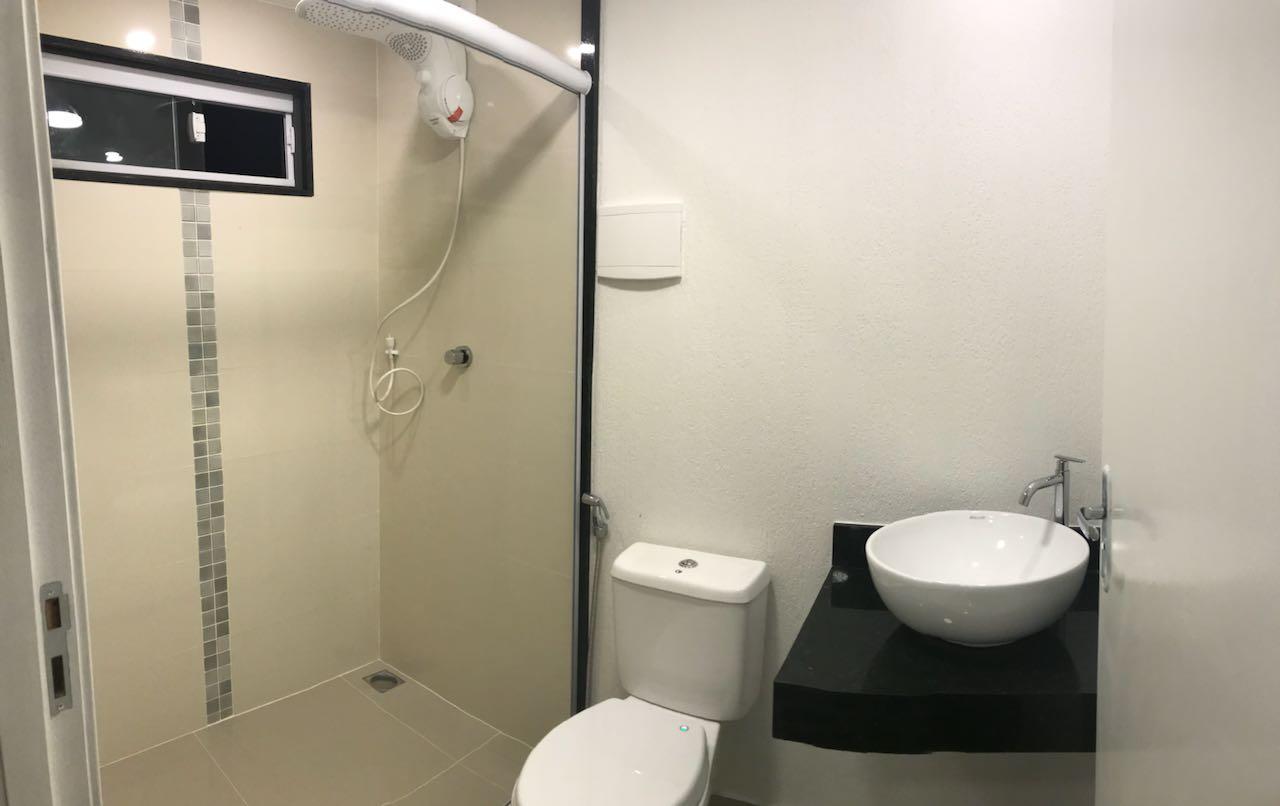 suite loft - acabamento padrão médio