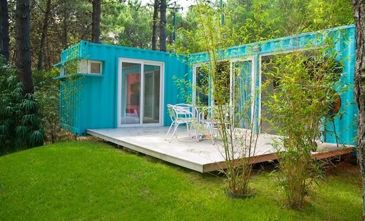 casa container 30m2