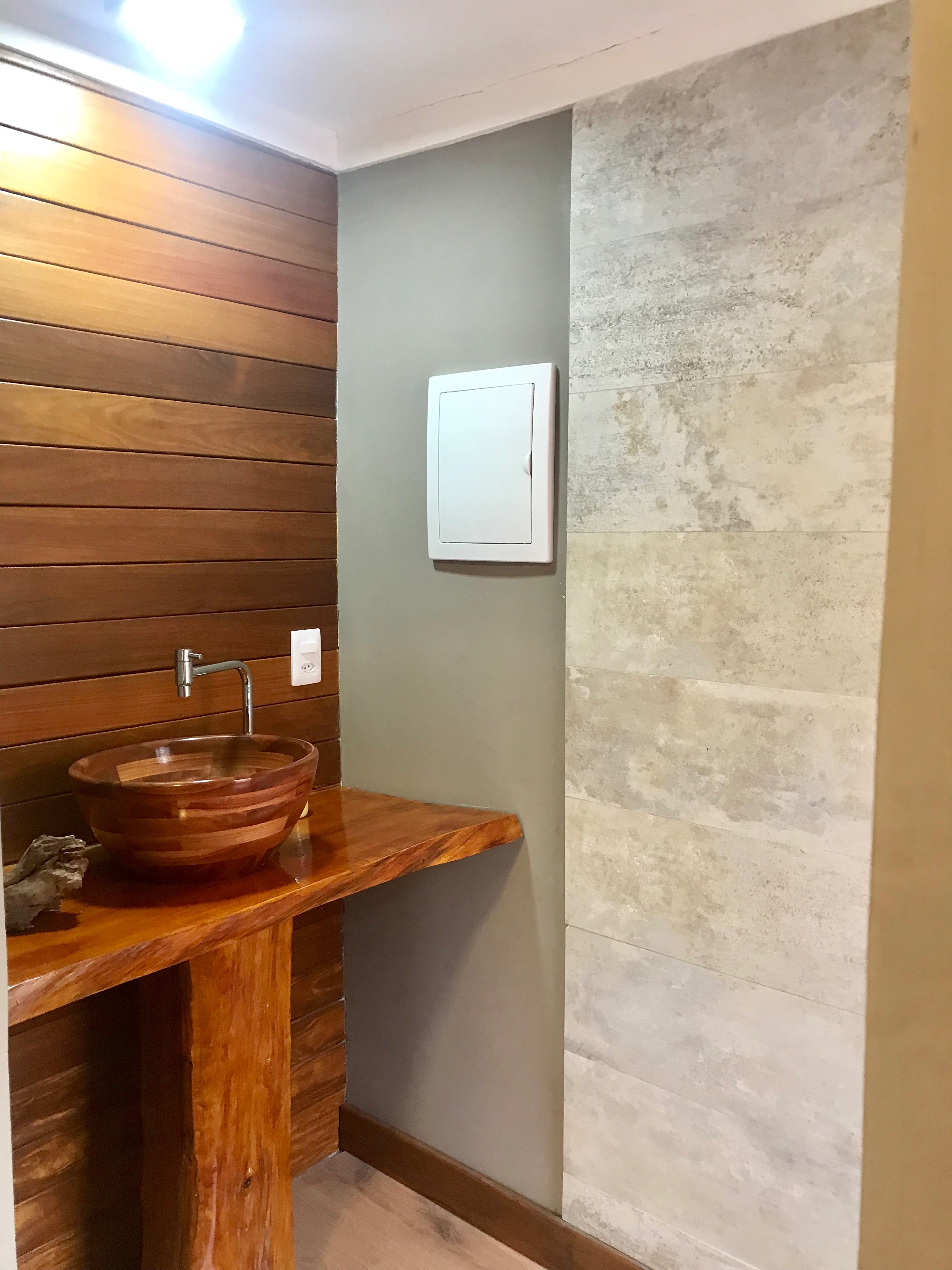 lavabo 40 pés