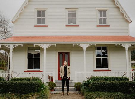 Meet the venue - mataia homestead