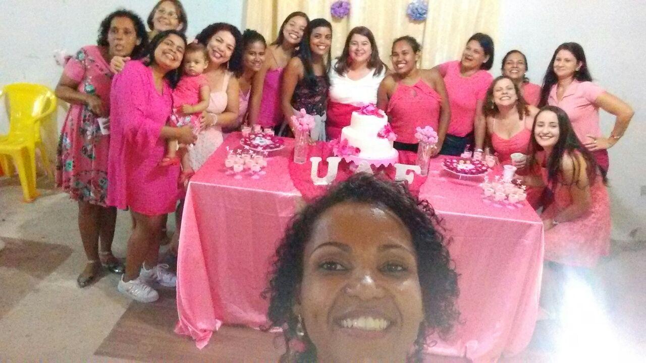 Culto Dia das Mulheres 08-03-17