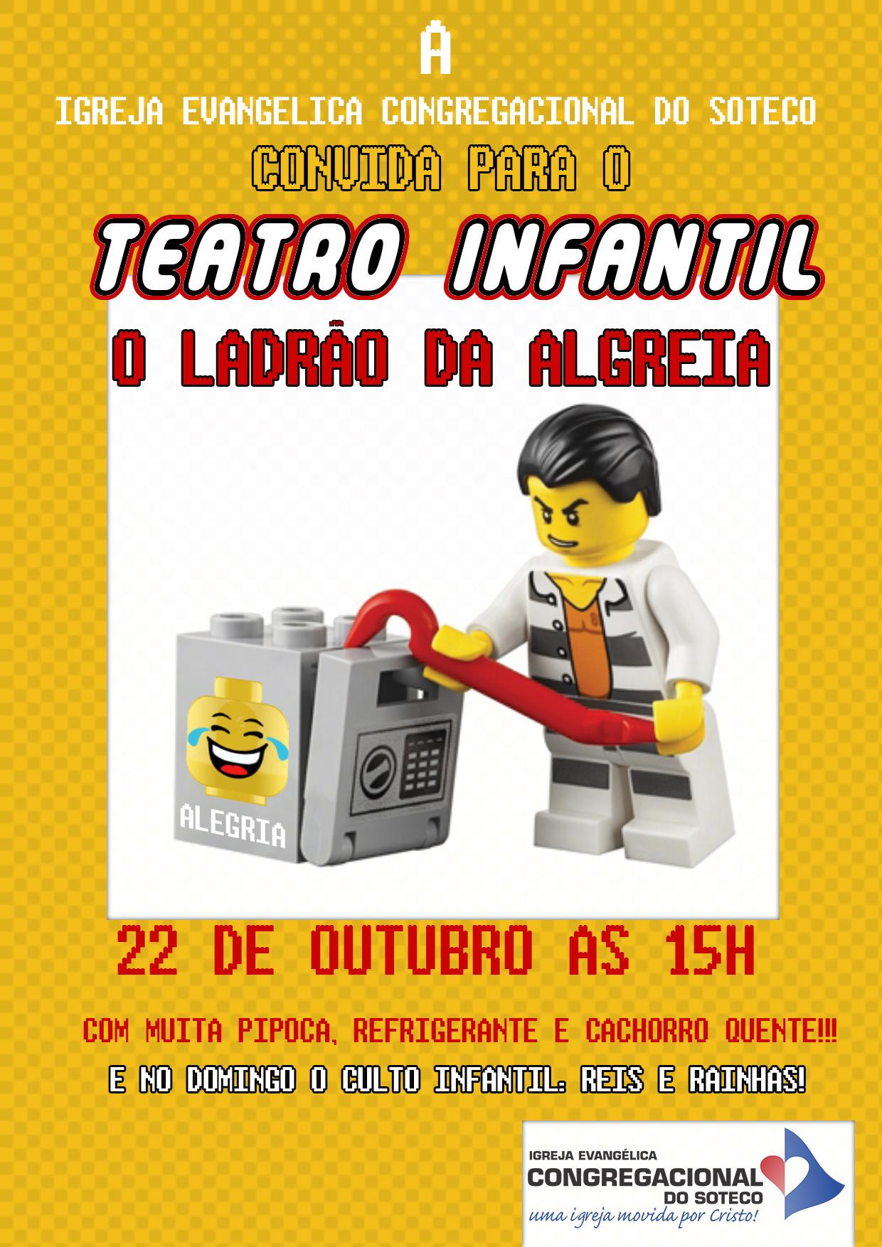 CULTO INFANTIL SABADO