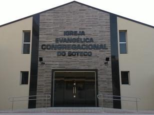 Nova fachada da IEC Soteco