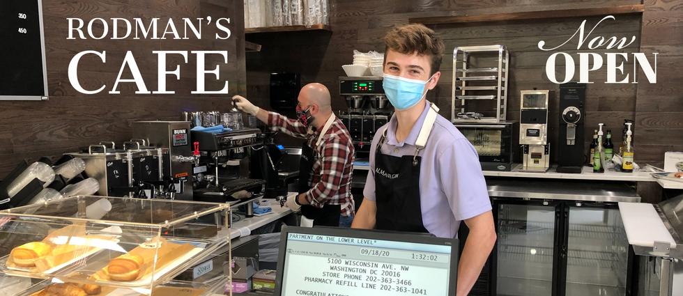 Rodmans Cafe Hours