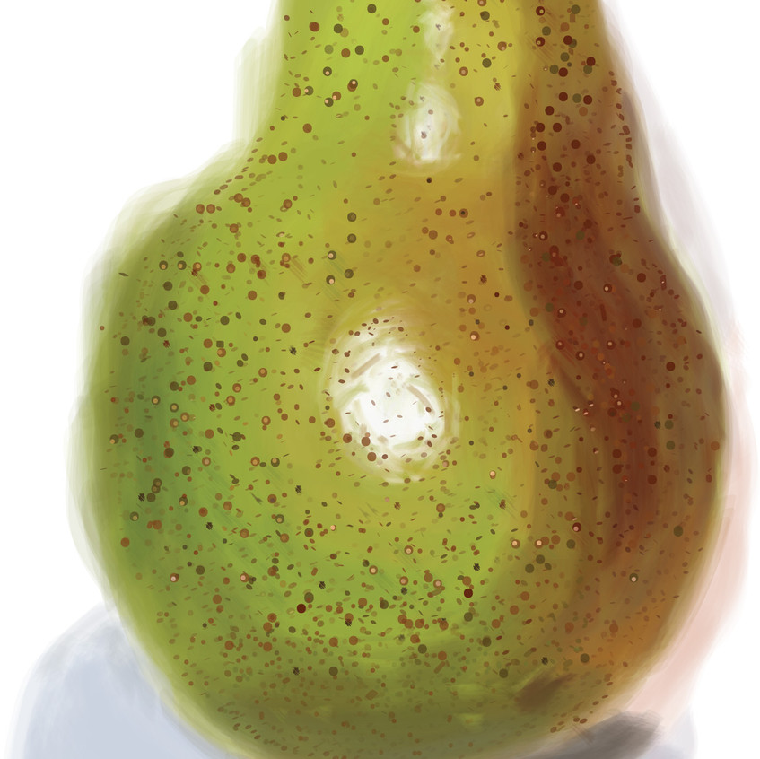 Jasmine Strangis Pear