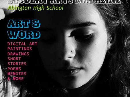 Student Arts Magazine 2018