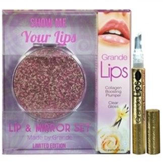 Grand Lips Plumper and Sparkle Mirror