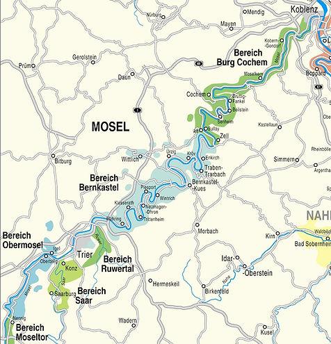 Anbaugebiet Mosel-Saar-Ruwer