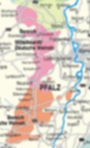 Weinanbaugebiet Pfalz