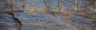 Grauwacke am Neefer Frauenberg in Bremm an der Mosel