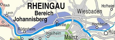 Weinanbaugebiet Rheingau