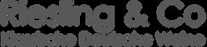 Logo Riesling & Co, Klassische Deutsche Weine