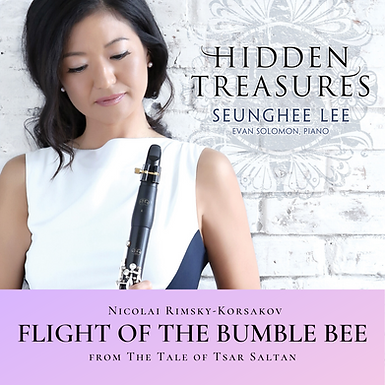 Rimsky-Korsakov: Flight of the Bumble Bee (Arr. Lee)